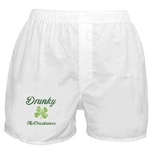 I am Drunky Boxer Shorts