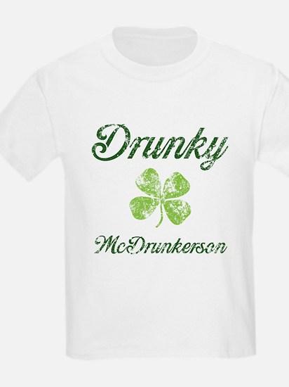 I am Drunky T-Shirt