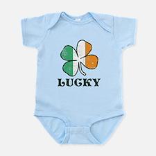 Irish Lucky Infant Bodysuit