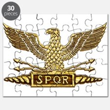 Gold Legion Eagle Puzzle