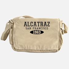 Alcatraz 1963 Messenger Bag