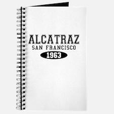Alcatraz 1963 Journal
