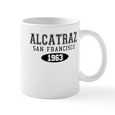 Alcatraz 1963 Mug