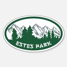 Estes Park Decal