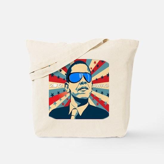 Barack Obama Shirts - 2012 Sw Tote Bag