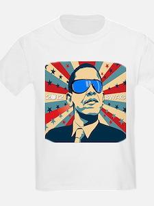 Barack Obama Shirts - 2012 Sw T-Shirt