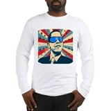 Obama vintage Long Sleeve T-shirts