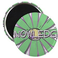 Knowledge - Young Women Value Magnet
