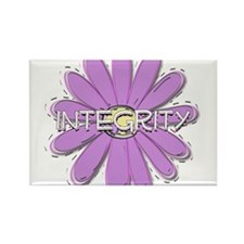 Integrity - Young Women Value Rectangle Magnet