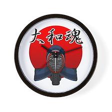 Yamato-damashii Wall Clock