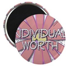Individual Worth - Young Wome Magnet