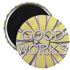 "Good Works - Young Women Valu 2.25"" Magnet (10 pac"