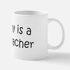 Mommy is a Drama Teacher Mug