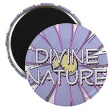 """Divine Nature - Young Women V 2.25"""" Magnet (10 pac"""