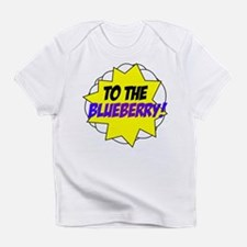 Psych, To The Blueberry! Infant T-Shirt