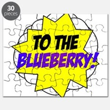 Psych, To The Blueberry! Puzzle