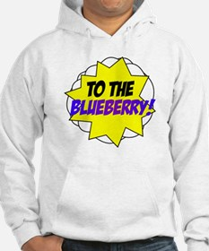Psych, To The Blueberry! Hoodie