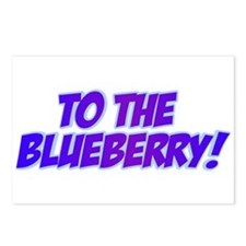 Psych, Blueberry! Postcards (Package of 8)