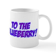 Psych, Blueberry! Small Mug