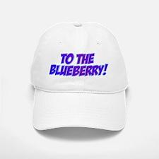 Psych, Blueberry! Baseball Baseball Cap