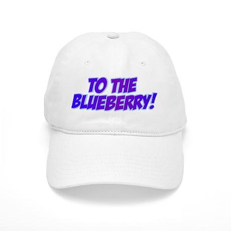 Psych, Blueberry! Cap