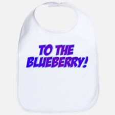 Psych, Blueberry! Bib