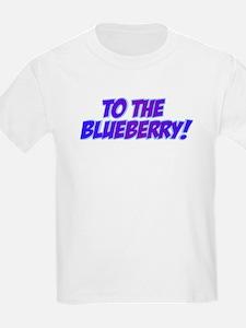 Psych, Blueberry! T-Shirt