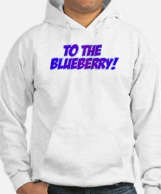 Psych, Blueberry! Hoodie