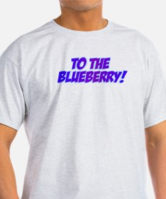 Psych, Blueberry! T-Shirt