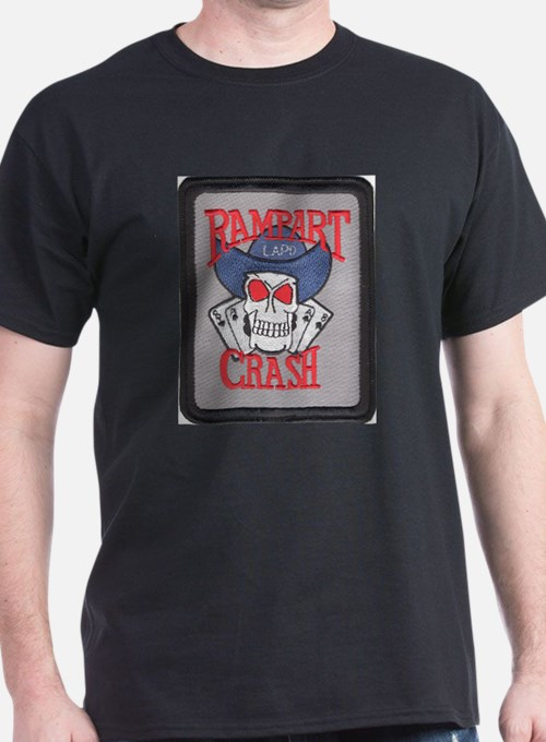 rampartcrash copy T-Shirt