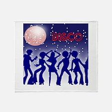 Disco Throw Blanket