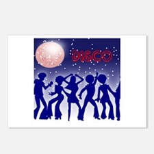 Disco Postcards (Package of 8)