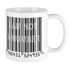 I Am Not A Number Mug