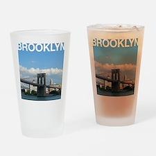 Brooklyn Drinking Glass
