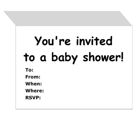 I told you so Greeting Cards (Pk of 10)