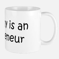 Mommy is a Entrepreneur Mug