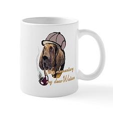 Bloodhound Detective Mug