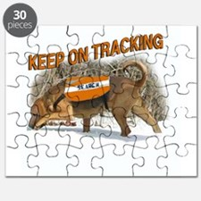 tracking bloodhound Puzzle