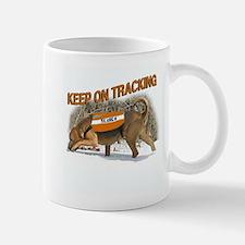 tracking bloodhound Mug