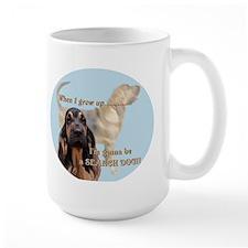 bloodhound puppy Mug