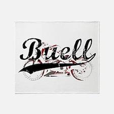 Buell Throw Blanket