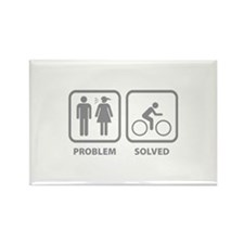 Problem Solved Cycling Rectangle Magnet