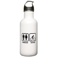 Problem Solved Cycling Sports Water Bottle