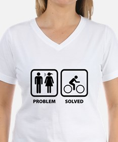 Problem Solved Cycling Shirt