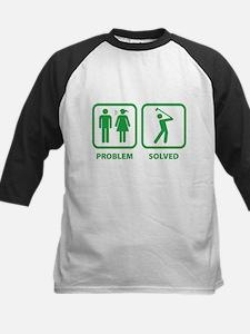 Problem Solved Golfing Tee