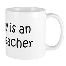 Mommy is a English Teacher Mug