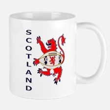Scotland rugby player Mug