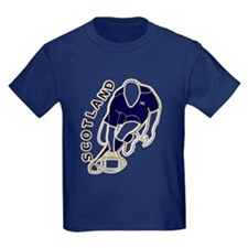 Scotland rugby player T
