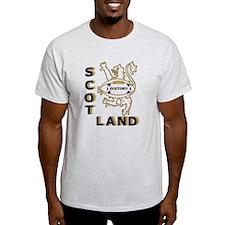 Scotland Rugby Designs T-Shirt