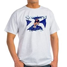 Scotland rugby player T-Shirt